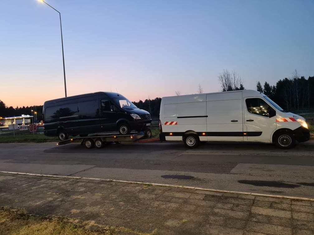 automobilių pervežimas iš europos